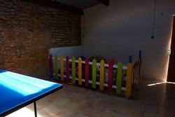 La Croix Liaud indoor play area