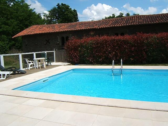Gite Vendee Pool