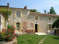 moulin de garreau holiday villa, vendee, france