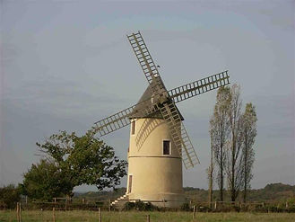 The Windmill, Vendee, 1 bedroom holiday home,