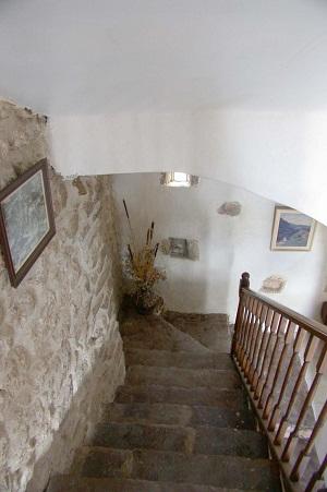le cedre staircase