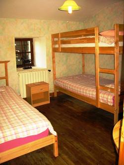 upstairs triple bedroom