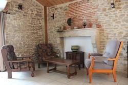 2018 petite Bijou living area