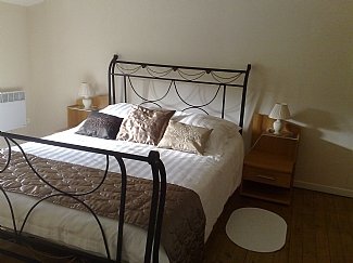 Gite3 first floor double bedroom