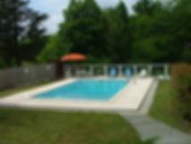 gite vendee, 2 bedrooms, heated pool