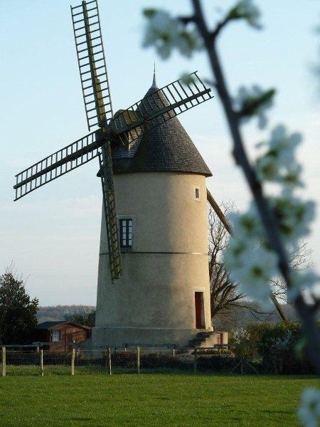 Holiday windmill rental, vendee