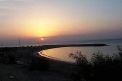 Sunrise at Mojacar Playa