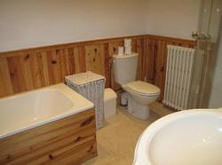 downstairs bathshower room