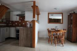 2018 petite Bijou kitchen dining area