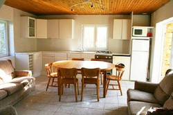 sapin holiday home gite -kitchen