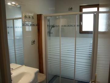 Chemin d alouette2 shower room