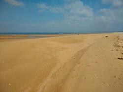 Beautiful Corps de gard beach