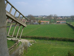 views from the windmill, Vendee