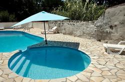 children's heated swimming pool