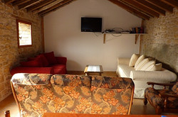 TV lounge at holiday home
