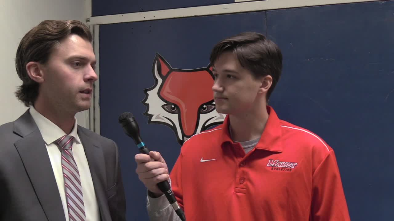 Coach Beck reacts to 4-2 loss vs Keene State