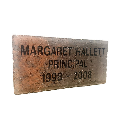 Commemorative Anniversary Walkway Brick