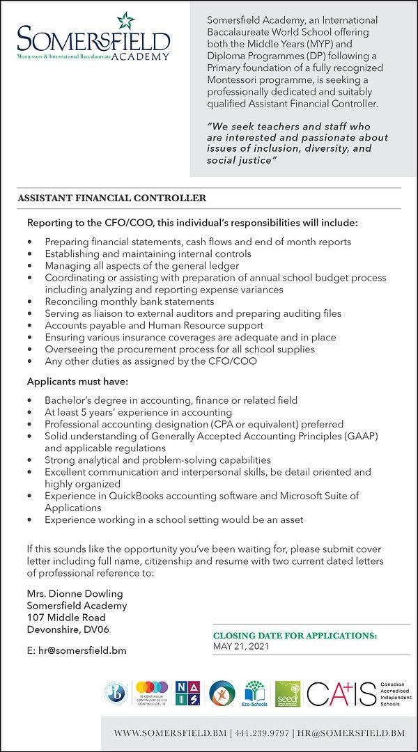 Assistant_Financial_Controller_JobAdvert