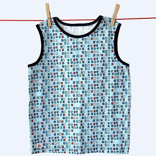 ärmelloses Shirt - Größe 128
