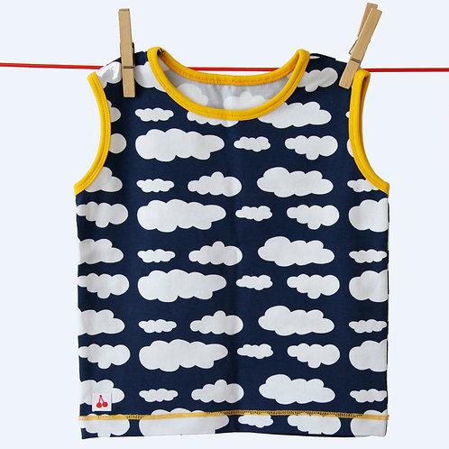 ärmelloses Shirt - Größe 86
