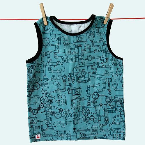 ärmelloses Shirt - Größe 122