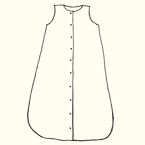 Winterschlafsack, Größe 50-104