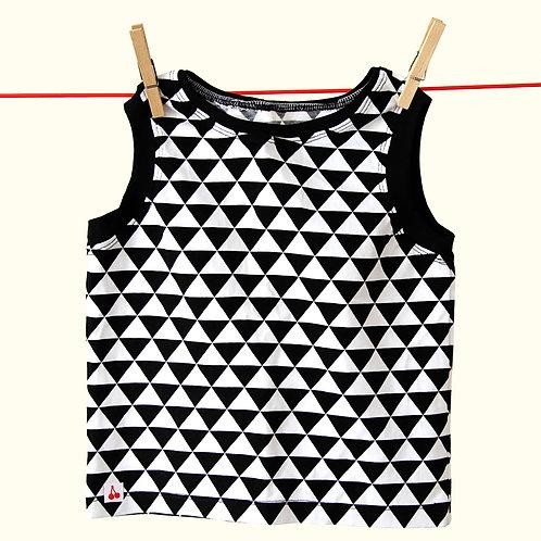 ärmelloses Shirt - Größe 104
