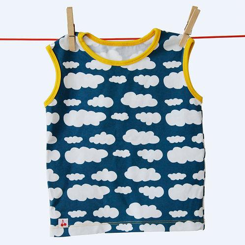 ärmelloses Shirt - Größe 92