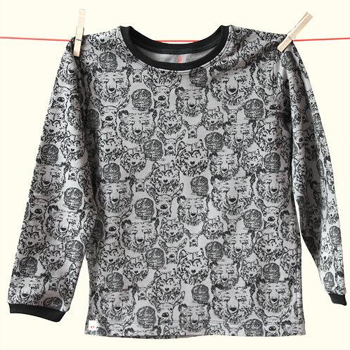 Pullover - Größe 134