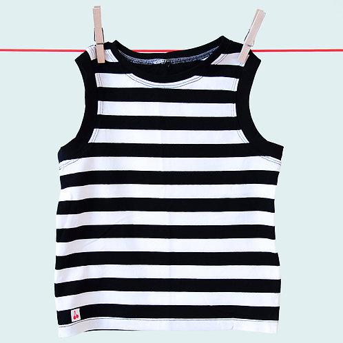 ärmelloses Shirt - Größe 110