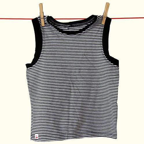 ärmelloses Shirt - Größe 116