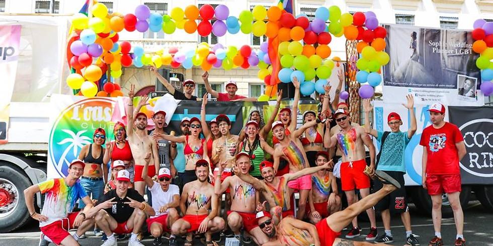 Pride 2020 Bénévole
