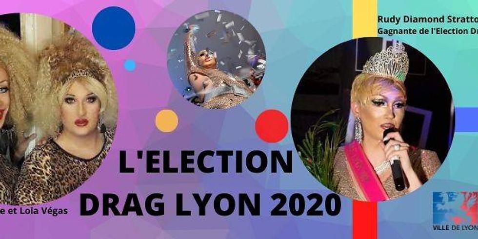 Election DRAG - ASSO FGL / GRRRIZZLYON / FETISH