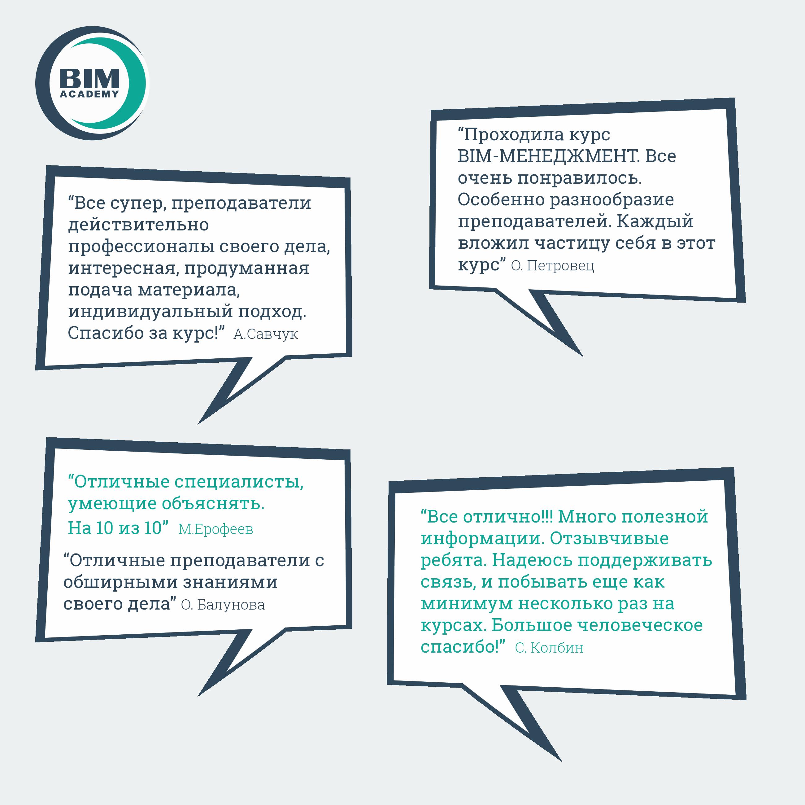 BIM-менеджмент