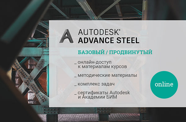 Advance Steel. Нинов