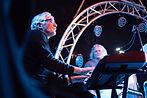 Uli Falk, Musiker, Piano, die Zwillinge