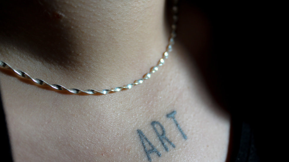 DNA Chain - sterling silver925°
