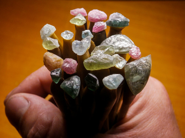 tourmaline dop bouquet