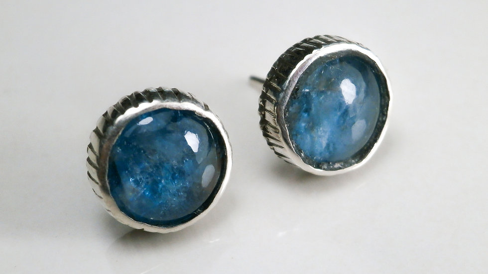 Classic Earrings - Apatite - Silver 925°