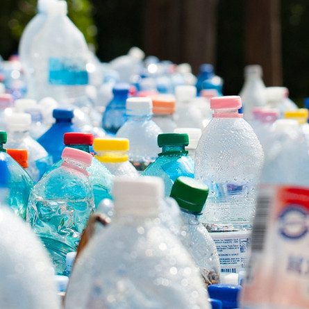 Refill NOT Landfill!