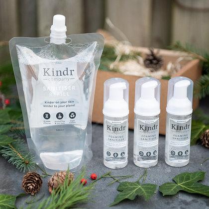 Eco friendly Hand Sanitizer Gift Set