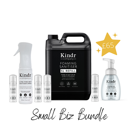 Small Business Sanitiser package