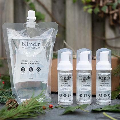 Family Bundle Sanitiser Gift Set