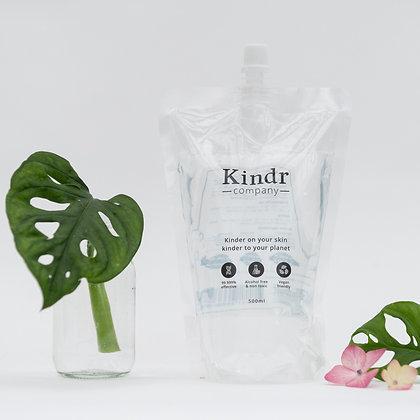 500ml Sanitiser Eco Refill Pouch