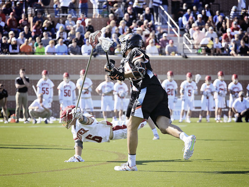 Shooting Mechanics for the Lacrosse Player