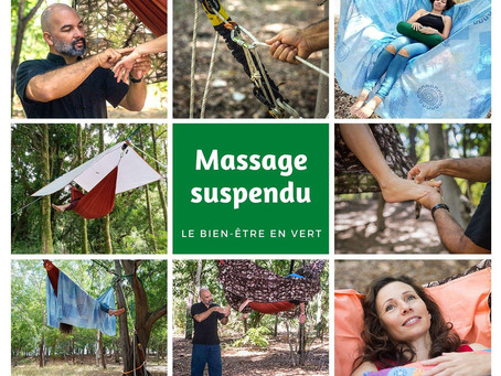 Massage suspendu Keepkaz est Fan !