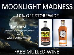 Moonlight madness 2016