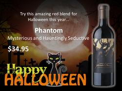Phantom Halloween 2016