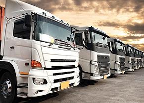 CMRLOG logistica integrada nossa frota