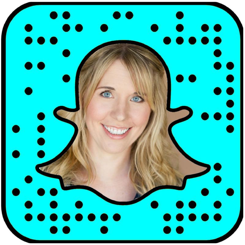 Gretchen Krull Snapcode